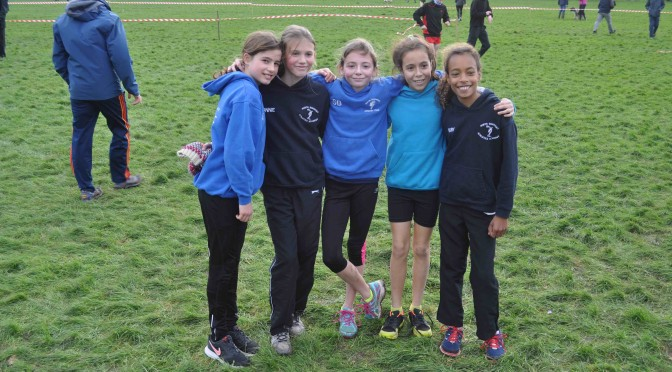Gwent Cross Country League at Blaise Castle (December)