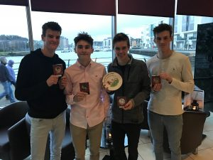 Boys with Medals Mar 2017