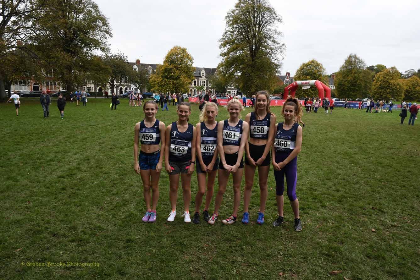 U15 Girls Team