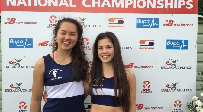 England Athletics Under 17 and Under 15 Championships