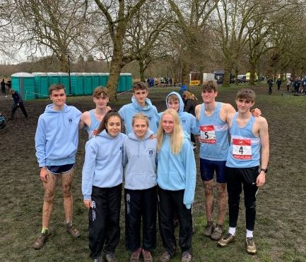 English Schools Cross Country