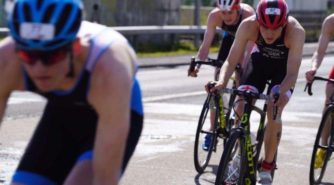Matt Howard Qualifies for Junior European Triathlon Championship