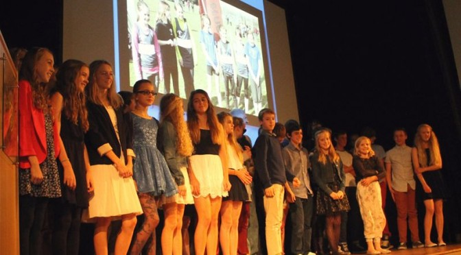 2013 Awards Evening